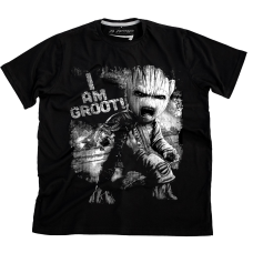 I AM GROOT ! Camiseta