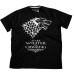 Camiseta Game Of Thrones / Stark Lobo