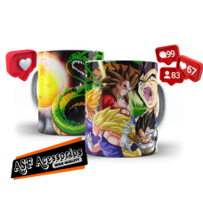 CANECA DRAGON BALL Z *